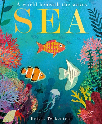 Sea by Patricia Hegarty