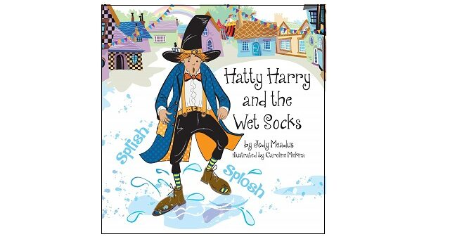 Feature Image - Hatty Harry and the Wet Socks by Jody Meadus