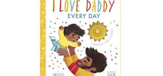 Feature Image - I Love Daddy Everyday by Isabel Otter