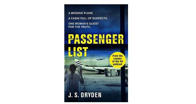 Feature Image - Passenger List by J. S. Dryden
