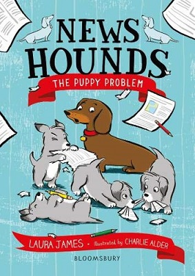 News Hounds by Laura James