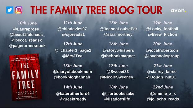 The Family Tree - Blog Tour