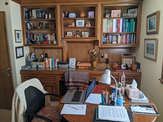 Where Jean M. Roberts Writes
