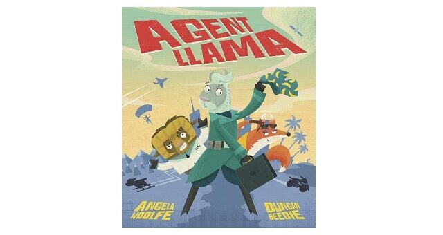 Feature Image - Agent Llama by Angela Woolfe