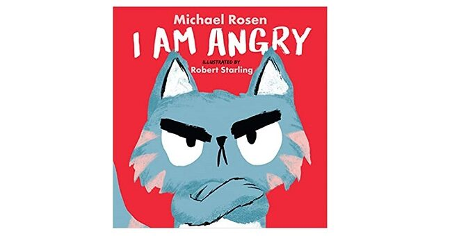 Feature Image - I am Angry by Michael Rosen