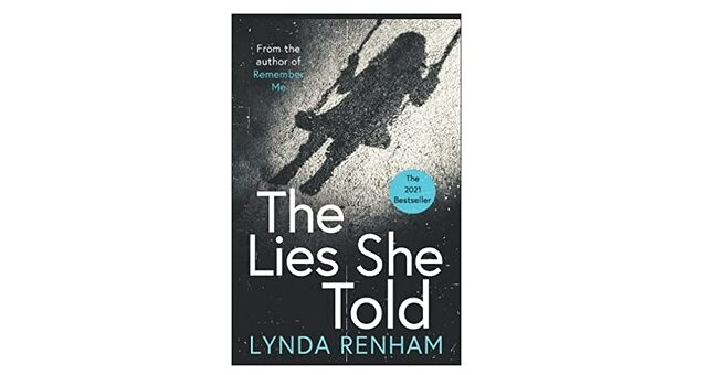 Feature Image - The Lies She Told by Lynda Renham