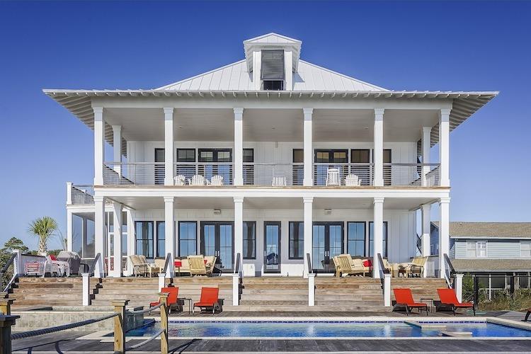 豪邸の写真