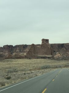 Monument Valley road 4