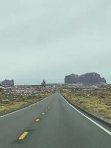Monument Valley road 5
