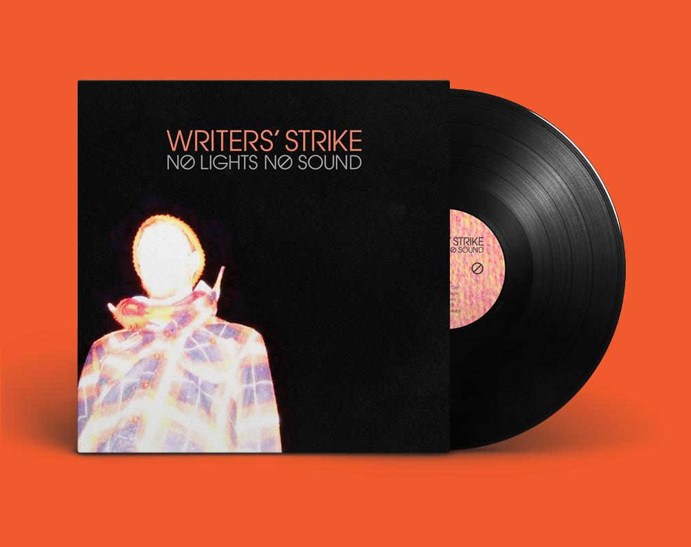Writer's Strike Album Art