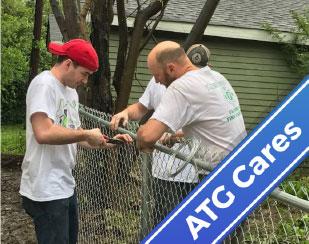 ATG Cares: Rebuilding Together