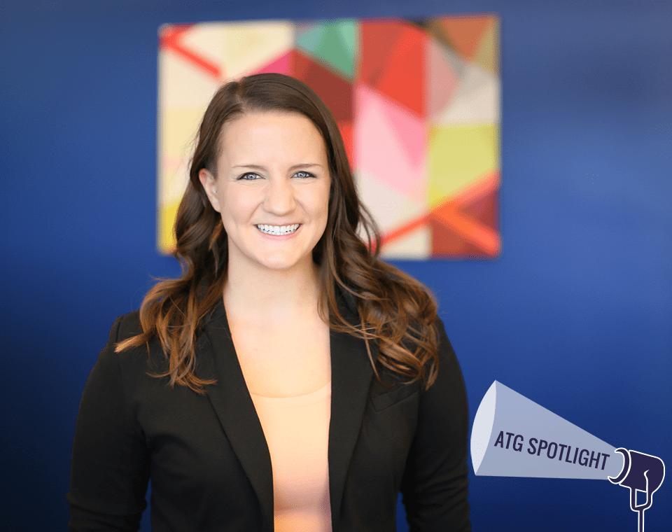 ATG Spotlight: Kelli Ourada