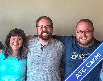 ATG Cares: Missoula Food Bank's Salesforce Implementation