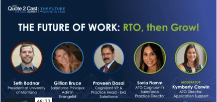 """The Future of Work: """"RTO, then Grow!"""""""