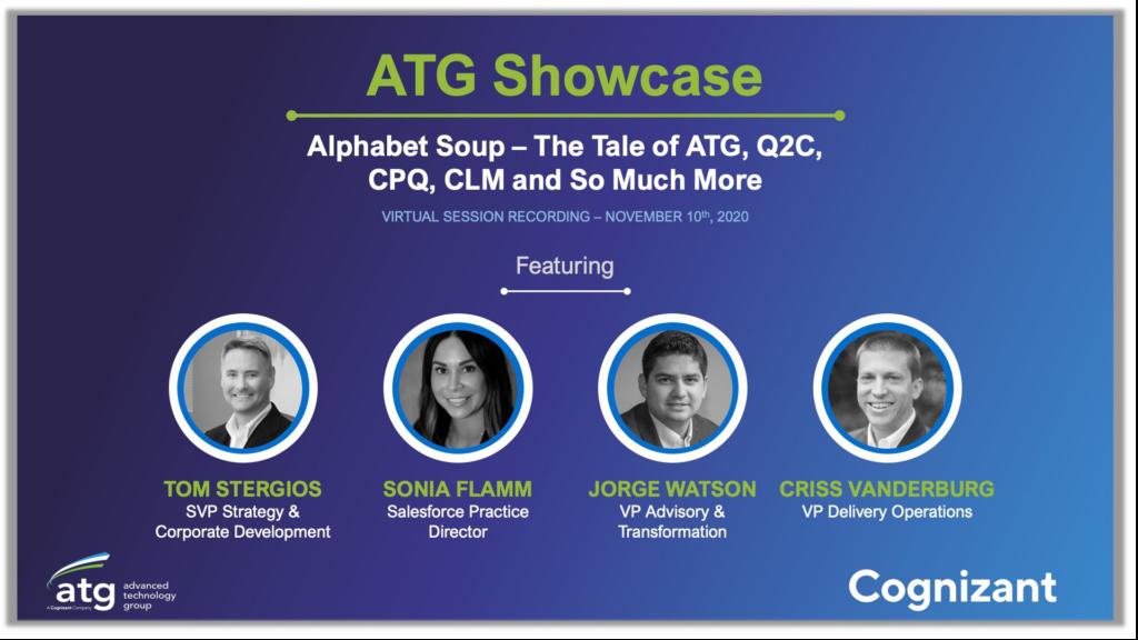 ATG Showcase Series: Our Org