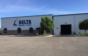 delta rigging and tools branch