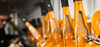 Let us show you how Delta Rigging & Tools can be your #1 Rigging Rental Provider