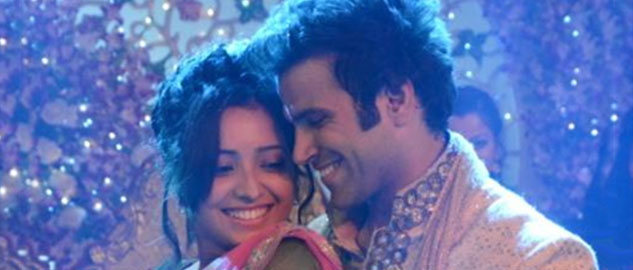 Arjun and Purvi finally tying the knot!
