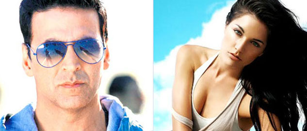 Akshay Kumar To Introduce Michelle To Bollywood
