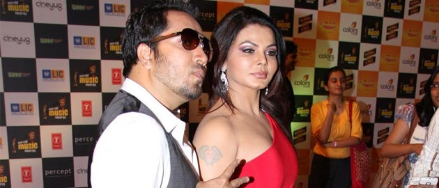 Mika and Rakhi Sawant to come together for a song.