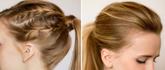 Ways to Dress Up a Ponytail