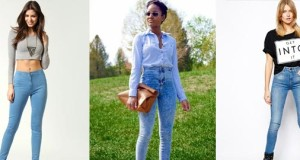 Tips on how to carry high-waisted pants