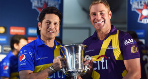 Warne's Warriors Thrash Sachin's Blasters