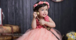 You need to see this pictures of Dhoni's tiny angel!!