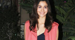 Alia Bhatt And Her Jacket Game!!