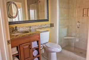 Four-Bedroom Presidential Villa Bathroom