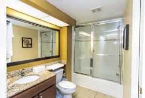 Four-Bedroom Villa Bathroom