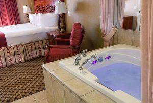 One-Bedroom Deluxe Villa Bathroom