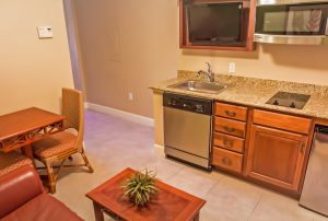 One-Bedroom Villa Dinning Room