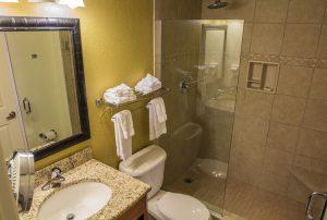One-Bedroom Villa Comfort Room