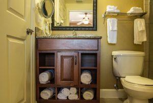 One-Bedroom Villa Bathroom