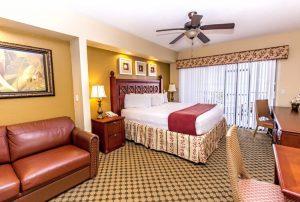 Three-Bedroom Villa BedRoom
