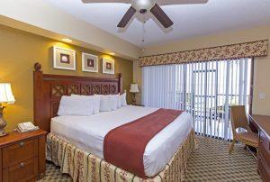 Three-Bedroom Villa BedRoom Area