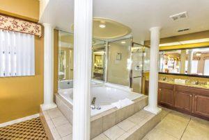 Two-Bedroom Villa Bathroom