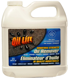 Oil Remover From Concrete