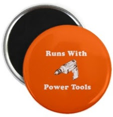 Runs With Power Tools
