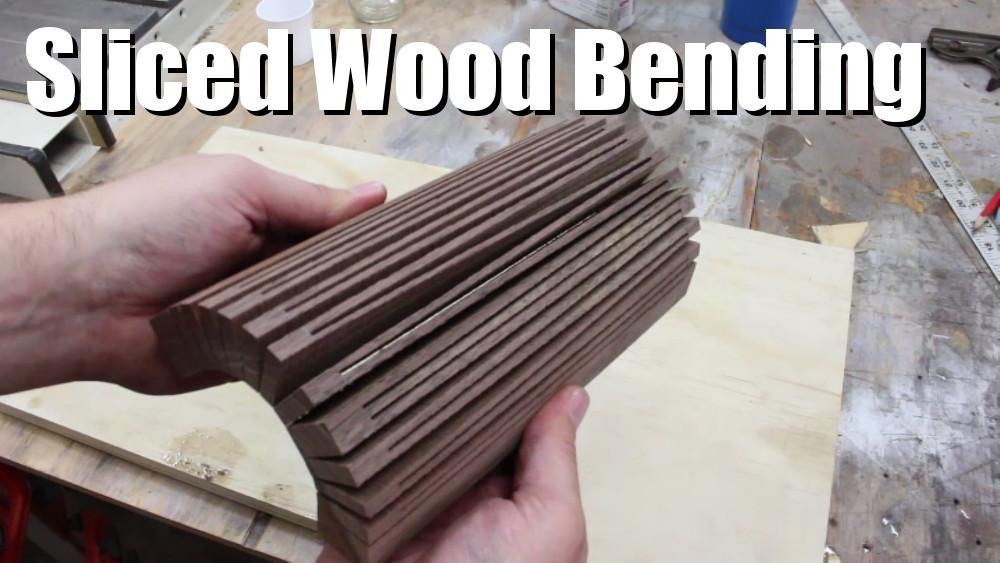 Amazing Wood Bending Technique!