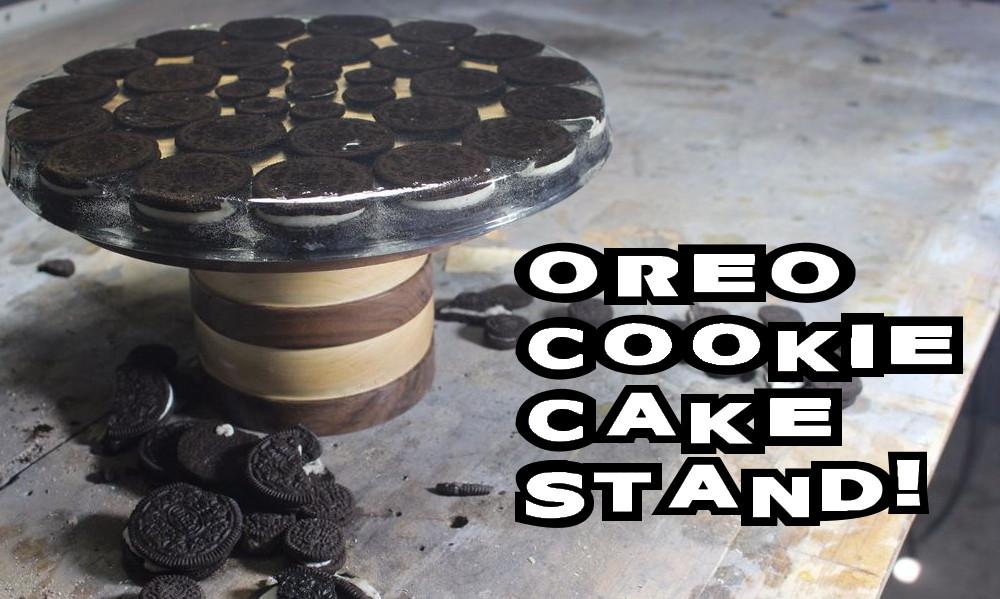 OREO Cookie Cake Stand