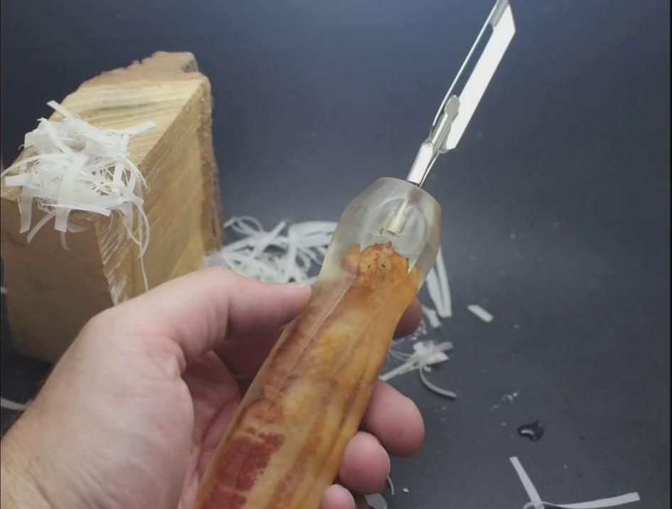 01 - Bacon Handled Veggie Peeler