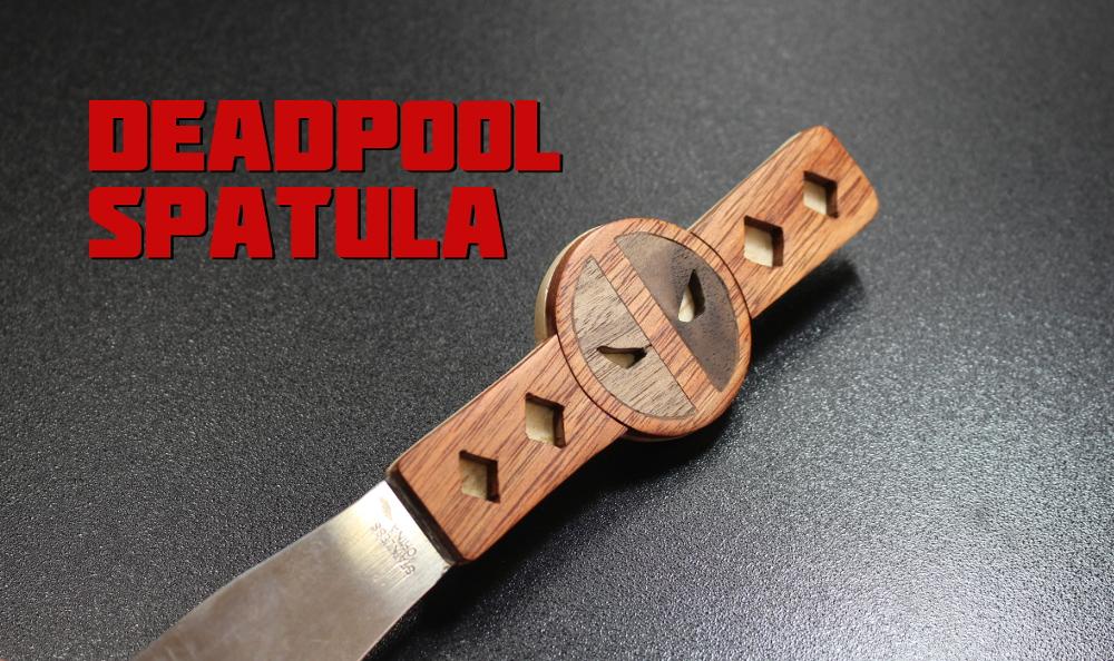 Deadpool Spatula