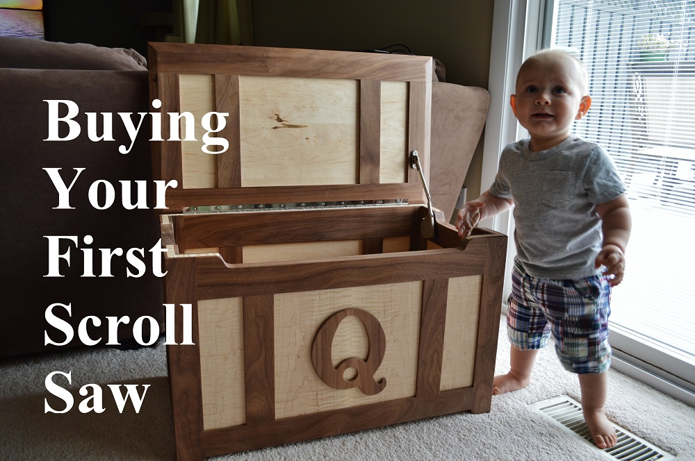 Buying Your First Scroll Saw: Advice from the Scroll Saw Scribbler