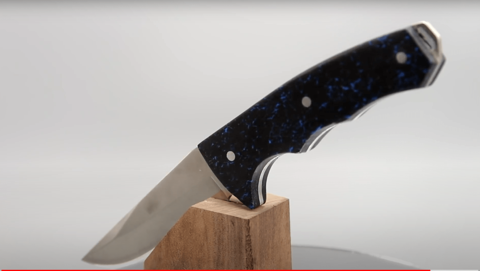 Knife Scales from Kitchen Supplies?!