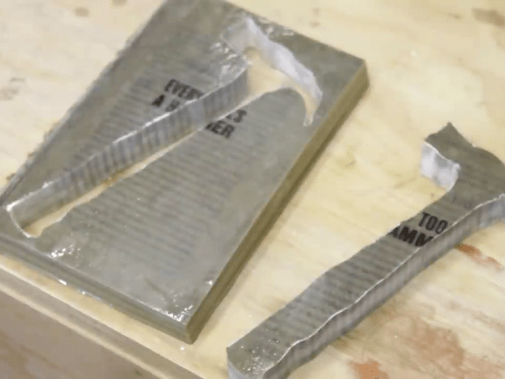 Can You Turn a Book Into a Hammer?