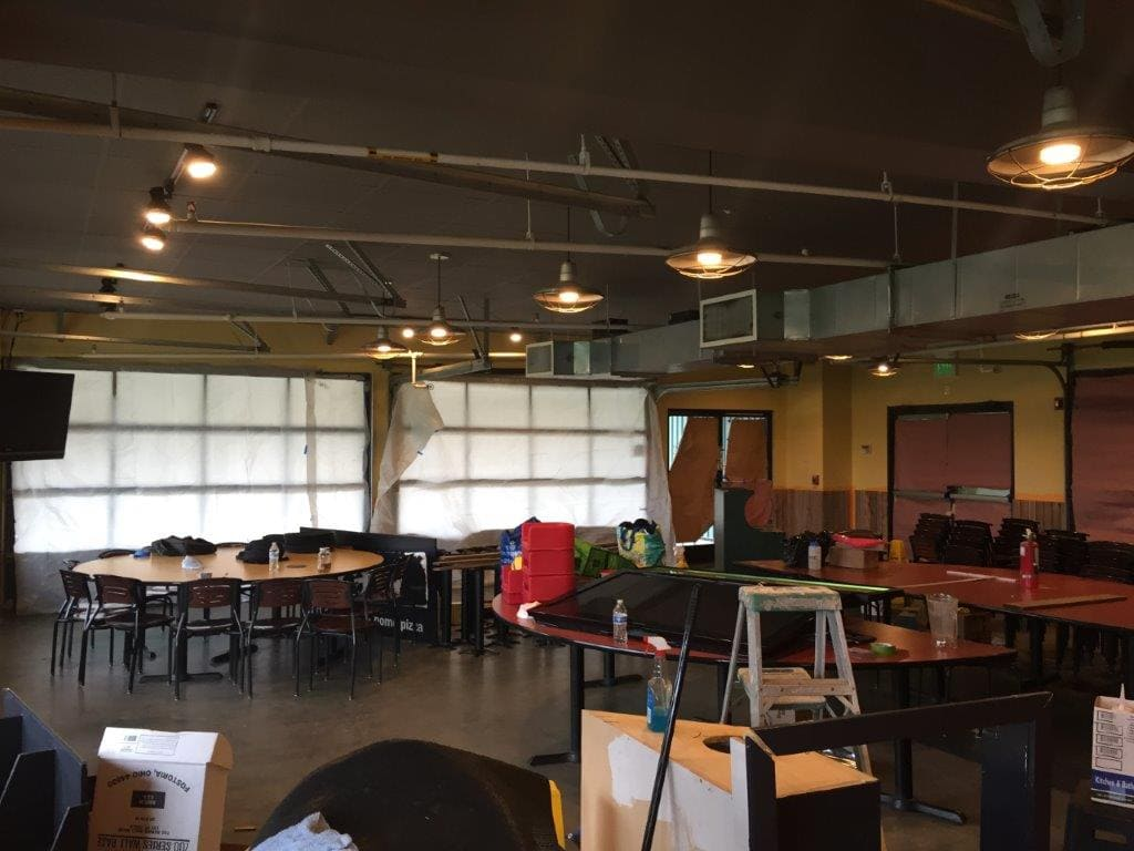 Hate to Paint Portfolio: Commercial Painting Projects