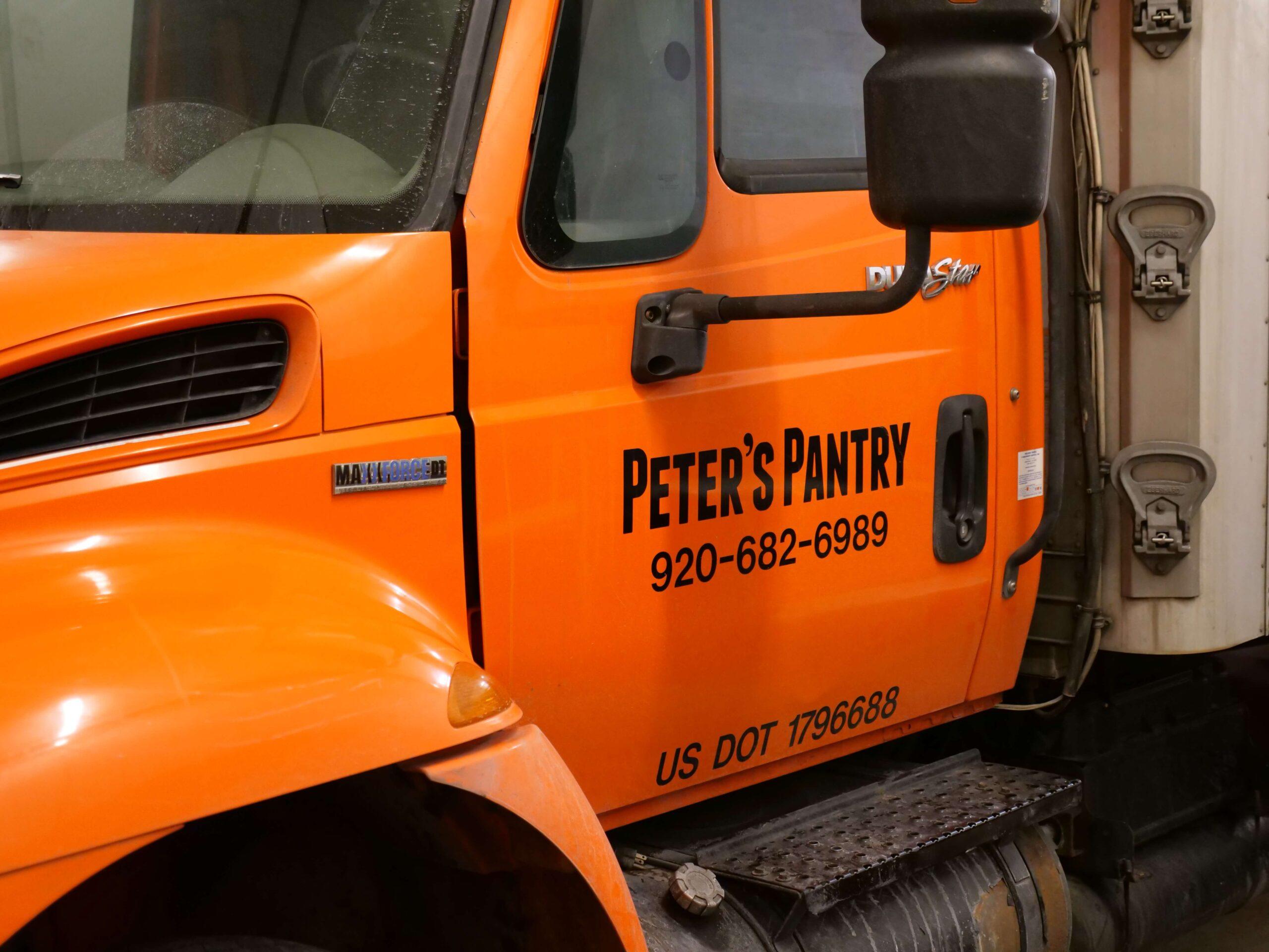 PETERS PANTRY TRUCKS