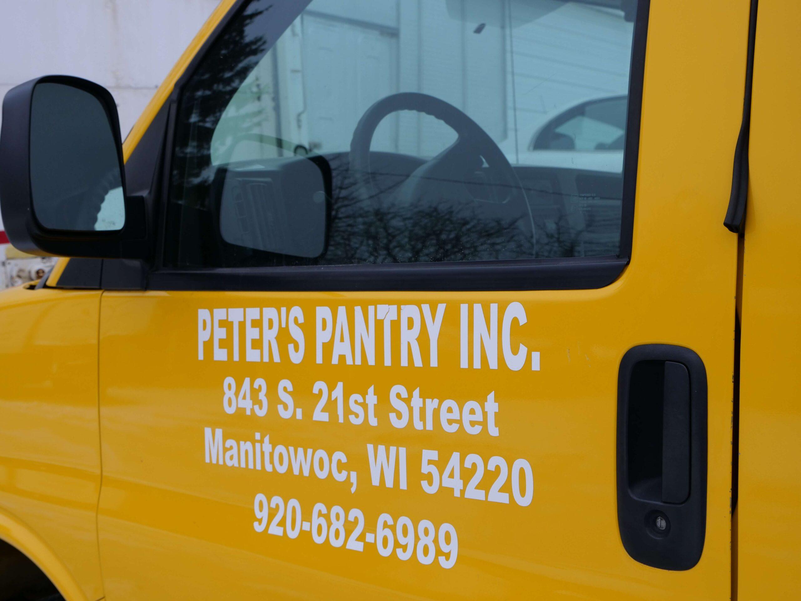Peters Pantry Food Truck